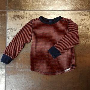 Gap Boys 5T Thick LS T-shirt